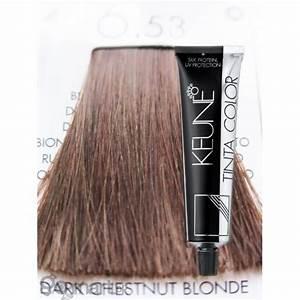 Keune Tinta Color Dark Chestnut Blonde 6 53