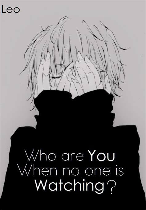 sad anime boy quotes 25 best ideas about sad on