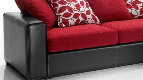 canapé d angle tissu noir canapé d 39 angle tissu et noir pas cher canapé tissu