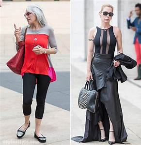 Streetstyle at New York Fashion week as worn by 40+ women!