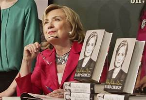 """7 Books With Better Sales Than Hillary Clinton's """"Hard ..."""