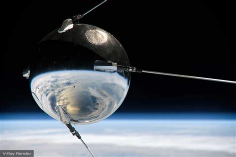 ArtStation - Sputnik-1, Alexander Rain