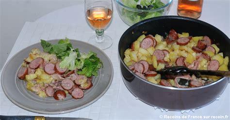 cuisine franc comtoise recette poêlée franc comtoise sur recoin fr