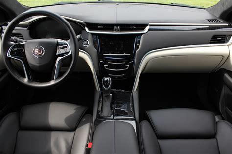 cadillac xts interior automotive review the 2014 cadillac xts platinum