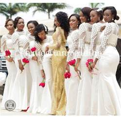 white bridesmaid dresses white bridesmaids dress trend reasons it s ok for bridesmaids to wear white fashion nigeria