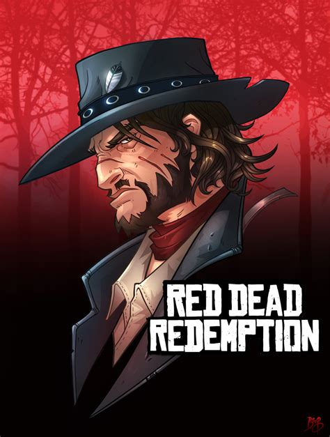 Amazing Red Dead Redemption Fanart Rockstar Network
