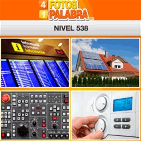 4 Fotos 1 Palabra Facebook Nivel 538 Soluciones