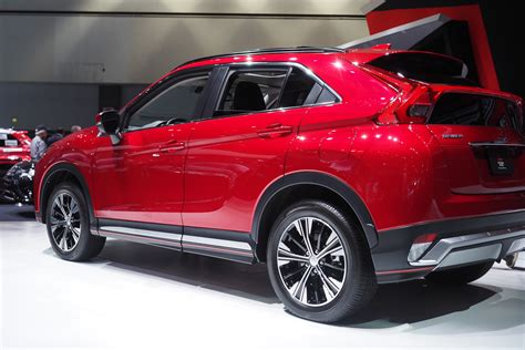 Mitsubishi T120ss Photo by New Mitsubishi Eclipse Cross Revives Nameplate In A