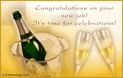 lets celebrate   job ecards greeting cards