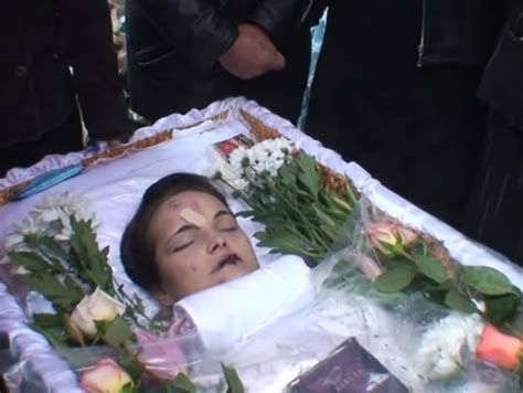 Patrick Swayze Open Casket Funeral