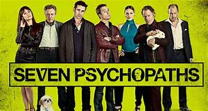Cinelists: Seven Problems with Seven Psychopaths (2012)