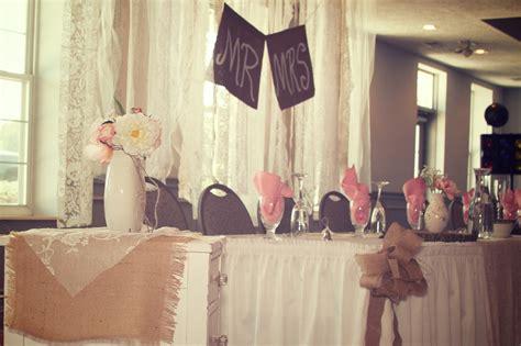 hawk hollow rustic vintage wedding reception