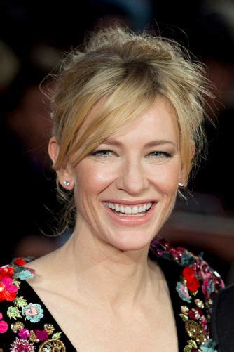 cutest cate blanchett hairstyles blonde hair color
