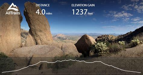 toms thumb trail arizona alltrails