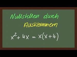 Nullstellen Berechnen Ausklammern : mathematik einheiten umwandeln lautlos doovi ~ Themetempest.com Abrechnung