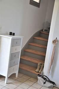 Peinture Pour Escalier : peinture pour escalier en bois castorama ~ Zukunftsfamilie.com Idées de Décoration