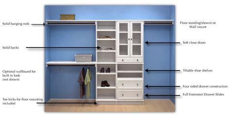 woodtrac closet organization houseplansblog dongardner