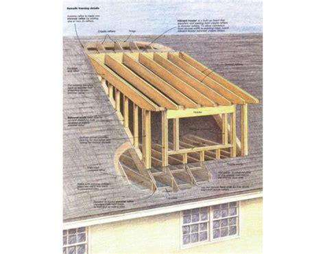 Dormer Construction Plans by Shed Dormer Retrofit Homebuilding