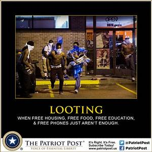 Looting — The... Looting Quotes