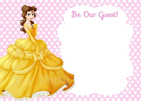 awesome  template  printable belle beauty