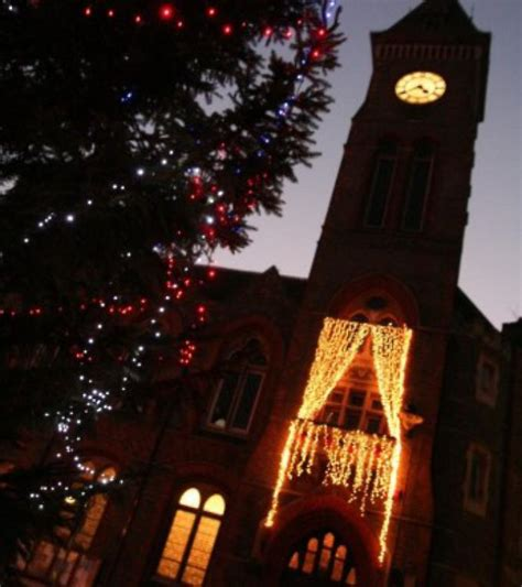 newbury and hungerford christmas lights among events in