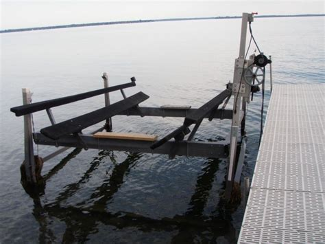 Boat Lift Bunks For Sale by Hewitt Boat Lift Boats For Sale