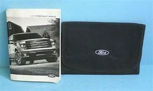 14 2014 Ford F F150 Owners Manual