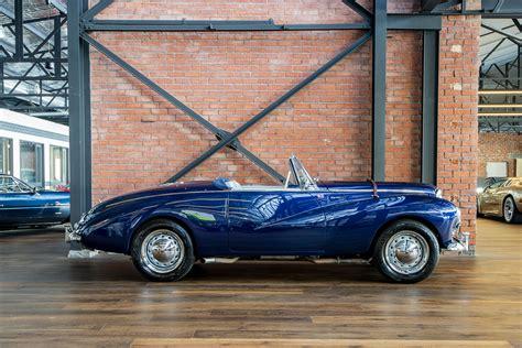 sunbeam talbot alpine convertible richmonds classic  prestige cars storage
