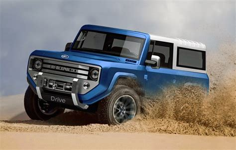 Ford Bronco 2020 Release Date by 2020 Ford Bronco Mule Review Concept Interior Release