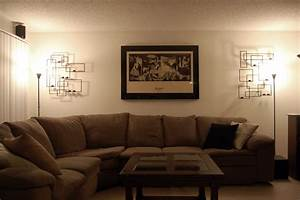 living room create a magical ambiance in living room with With where to put a floor lamp in living room