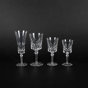 Service De Verre En Cristal : service de verres en cristal de s vres 2015110766 expertissim ~ Teatrodelosmanantiales.com Idées de Décoration