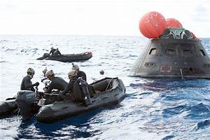 Orion Crew Module Recovered From Pacific Ocean After First ...