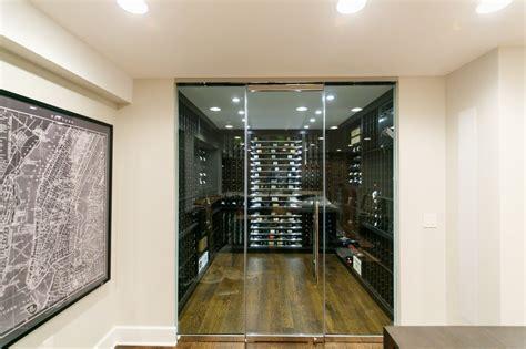 joseph curtis custom wine cellars  north plainfield