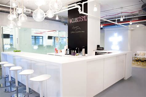 Inside Cosmopolitan.com's Chic New York City Office