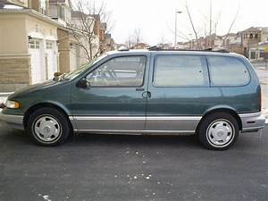 Mercury Villager 1993 First Van I Owned In Green
