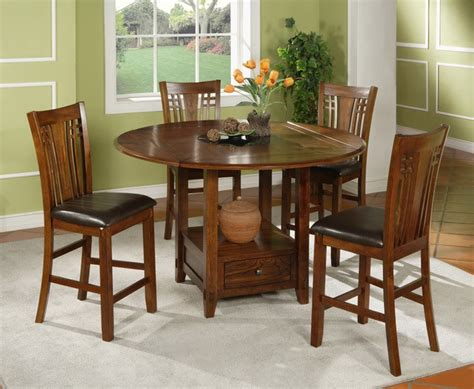 expandable bistro table bay shore collection expandable