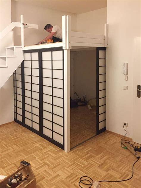 Ikea Kinderzimmer Mit Hochbett by Die Besten 25 Ikea Hochbett Mit Schreibtisch Ideen Auf
