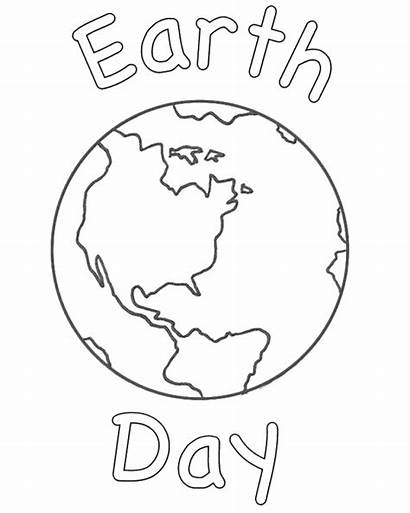 Coloring Earth Printable Pages Planet Worksheets Sheets