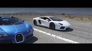 Bugatti Vs Lamborghini | Car Wallpaper HD