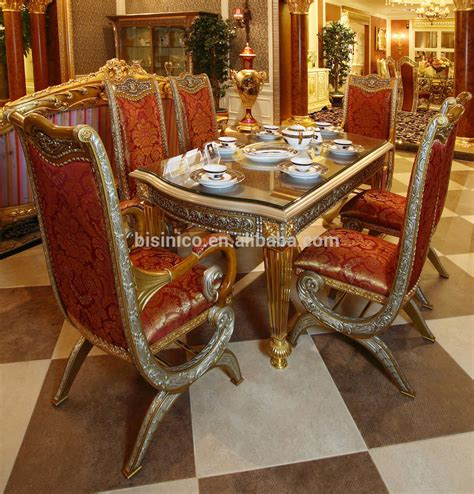 luxury french rococo style golden decor floral carving