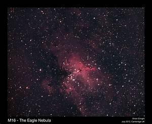 M16 - The Eagle Nebula - Member's Album - Stargazers Lounge