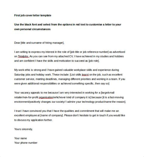 How To Sign A Cover Letter On Word by 8 Cover Letter Templates Free Sle Exle