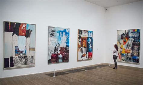 modern exhibitions robert rauschenberg at tate modern exhibition review the upcoming