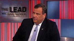 Christie: Trump's staff needs to get its act together