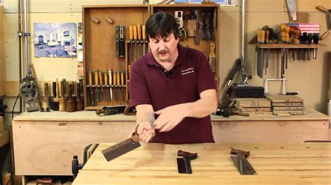 bs woodworking episode  basic tools  making