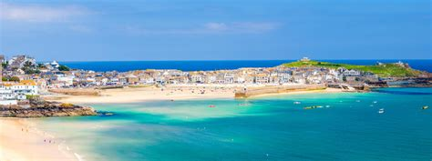 Holiday Parks near The Tate in St Ives Cornwall