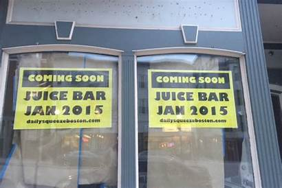 Juice Bar Exterior Boston Opens South Health