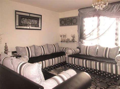 modeles de canapes salon canapé salon marocain et moderne