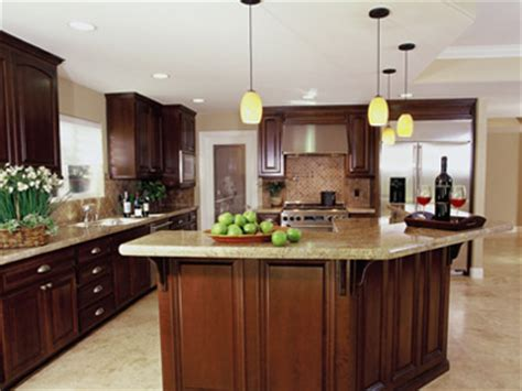 Kitchens With Dark Cabinets by Istockphoto