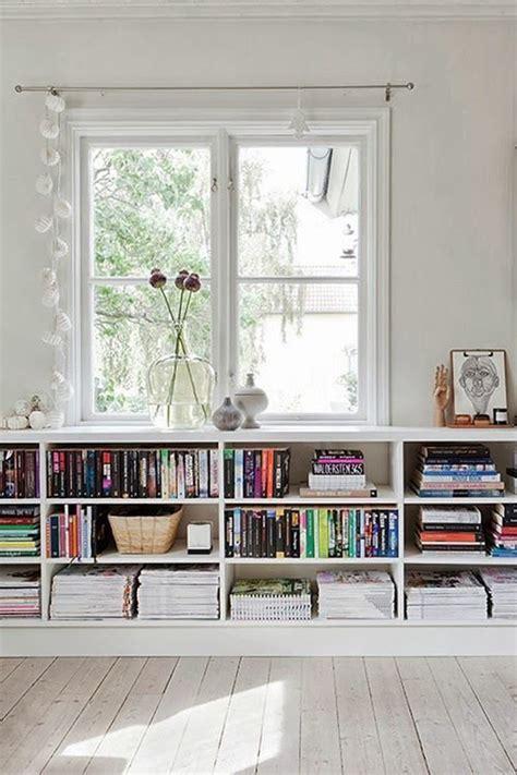 bookshelf solutions bookshelf built in under table